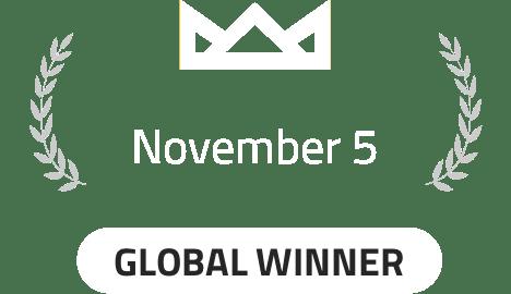 Global Winner